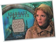 Stargate Atlantis Season 1 (One) - Erin Chambers - Sora Costume Card (B)