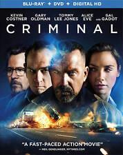 Criminal (Blu-ray Disc, 2016) SKU 1331