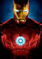 IRON MAN Movie PHOTO Print POSTER Textless Film Art Tony Stark Marvel IMAX 003