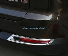 New Chrome Rear Fog Light Cover Trim For VW Tiguan 2009-2015
