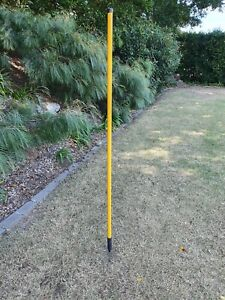 Agility Poles - Best Quality Rubber Base Spring Loaded Agility Pole