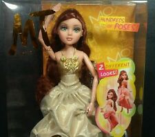 Moxie Teenz Leigh Fashion Doll Rooted Hair Lashes Jointed Articulated Unopened