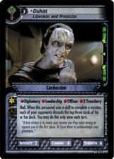 Star Trek 2E: Dukat, Liberator and Protector [Lightly Played] Call to Arms STCCG