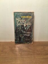 The House of the Seven Gables by Nathaniel Hawthorne PB, 1963
