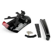 Rear Hugger Splash Mud Guard Fender Eliminator For BMW R1200R NINE T 14-16 Blak.