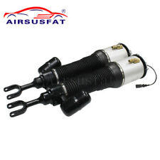 Pair For Bentley Continental VW Phaeton Front Air Suspension Strut 3W0616040