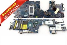 Genuine Dell Latitude 6430U Laptop Motherboard with I3-3217U Intel CPU J7YW7