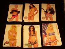 BENCHWARMER 2003    Series 3    Complete Trading Card Set 100 cards