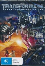 Transformers Revenge of the Fallen DVD NEW Region 4