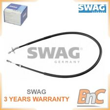 SWAG REAR LEFT PARKING BRAKE CABLE MERCEDES-BENZ OEM 10921264 5139226AA