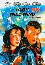 Reap the Wild Wind (1942) - John Wayne, Ray Milland - DVD NEW