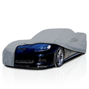 [PSD]Supreme Waterproof CUSTOM FIT Car Cover for 2005-2013 Chevrolet Corvette C6