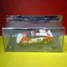 Modellino Die Cast DeAgostini Ferrari 308 GTB Baja Aragon 1985 Scala 1/43 Nuovo