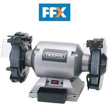 Draper ghd200 230V 200mm résistant Meuleuse banc