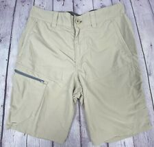 Patagonia Khaki Brown Hiking Outdoors Mens Small Shorts