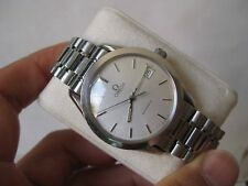 ULTRA RARE OMEGA TRANSITIONAL SEAMASTER AUTOMATIC DATE WATCH SERVICED!!