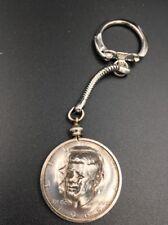 JFK HALF DOLLAR 1965 JOHN KENNEDY BUST RAISED 3 DIMENSIONAL 40% COIN STAMPED