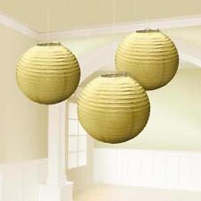 Décorations de fête lanternes Amscan pour la maison