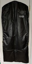 "Authentic Bergdorf Goodman Large Foldable Plastic Garment Bag 54"" x 21"""
