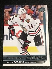 Victor Ejdsell,Young Guns Card, Incredible Condition 9.5(18/19) Blackhawks!!