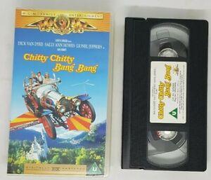 Chitty Chitty Bang Bang VHS 1998