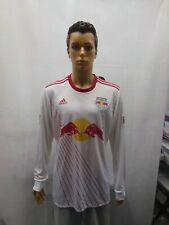 NWT 2016 New York Red Bulls Adidas Long Sleeve Jersey Kit Mallot XL MLS