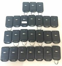 LOT of 24 MIXED keyless entry remote starter key fob transmitter GOH-PCMINI