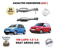 FOR SEAT AROSA 6H 1.0 VW LUPO 6X1 6E1 6N2 1.0 1.4 NEW CATALYTIC COVERTER CAT