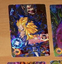 DRAGON BALL Z GT DBZ DBS HEROES CARD PRISM HOLO CARTE HJ3-CP2 CP SR JAPAN **