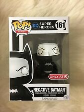 Funko Pop! Negative BATMAN #161 Target Black Friday Exclusive Rare Hot Item!!