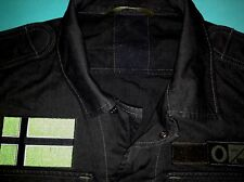 Type O Negative Vinnland Black (No.1) Army Shirt October Rust Bloody Kisses
