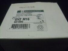 Motor Trennschalter 021090 GV2M16 Télémécanique GV2-M16