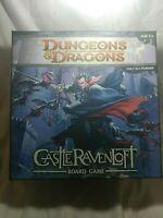 ** CASTLE RAVENLOFT Dungeons and Dragons Vampires Complete Adventure Board Game