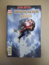 IRON MAN & I POTENTI VENDICATORI n°22 2010 Marvel Italia [G758A]