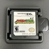 Mario & Luigi Bowser's Inside Story Nintendo DS Game Cartridge Only Blank Case