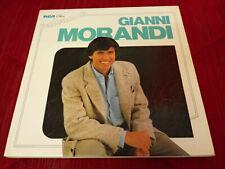 BOX 3 LP 33 Gianni Morandi L'Album Di Gianni Morandi RCA International ITALY