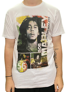 Bob Marley Hope St Unisex Official T Shirt Brand New Various Sizes