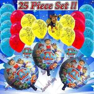 "36"" XL MARSHALL PAW PATROL Birthday PartY Balloon balloons supplies decoration"