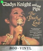 GLADYS KNIGHT AND THE PIPS 'The Touch Of Love' - NE 1090 - Vinyl LP 1980 - EX/EX