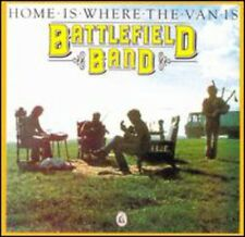 The Battlefield Band - Home Is Where the Van Is [New CD]