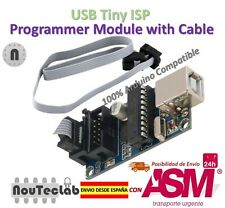 USBTiny USBtinyISP AVR USB TINY ISP Programmer Bootloader with Programming Cable