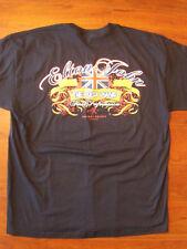 Elton John Las Vegas Red Piano final 2009 navy blue T-shirt NEW unworn XL men's