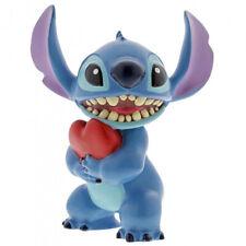 Disney Showcase 6002185 Stitch Heart Figurine