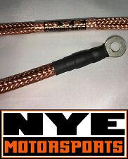 NYE Ground Wire Kit Honda Civic 92-00 Acura Integra 94-01 Del Sol Copper Braid