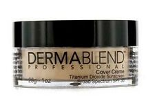 Dermablend Cover Creme Spf 30 Chroma 1/2 Warm Ivory, 1 oz.