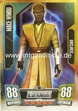 Mace windu #005 Force Attax série 2