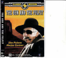The Gun And The Pulpit-1974 Slim Pickens-Movie-DVD