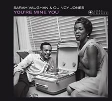 Sarah Vaughan / Quincy Jones - You're Mine You [New CD] Spain - Import