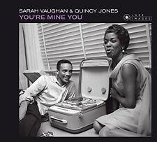 Sarah Vaughan / Quincy Jones - You're Mine You [New CD] Spain - Import
