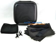 Black Hard Storage Case Travel Carry Bag Box For HD 201 HD 202 HD 205 Headphones